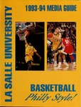 La Salle University Basketball 1993-94 Media Guide