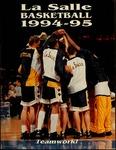 La Salle Basketball 1994-95
