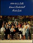 La Salle Women's Basketball Media Guide 1994-95