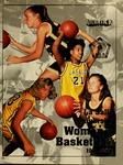 La Salle University Women's Basketball 1995-1996