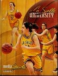 La Salle University Women's Basketball Media Guide 1996-97