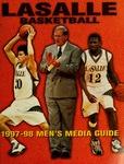 La Salle Basketball 1997-98 Men's Media Guide