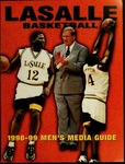 La Salle Basketball 1998-99 Men's Media Guide by La Salle University