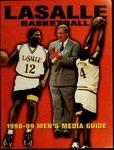 La Salle Basketball 1998-99 Men's Media Guide