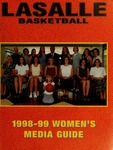 La Salle Basketball Women's Media Guide 1998-99 by La Salle University