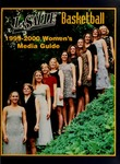 La Salle Basketball Women's Media Guide 1999-2000 by La Salle University