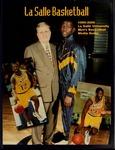 La Salle University Men's Basketball 1999-2000 Media Guide