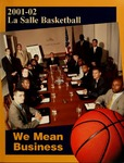 La Salle Basketball 2001-02