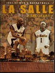 La Salle Explorers 2002-03 Men's Basketball by La Salle University