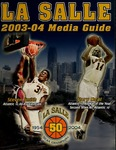 La Salle Basketball Media Guide 2003-04 by La Salle University