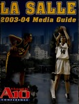 La Salle University Women's Basketball 2003-04 Media Guide by La Salle University