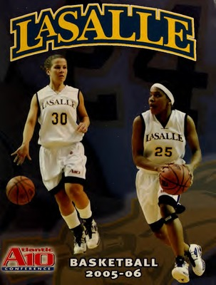 c3f3d229580 La Salle Basketball Media Guides
