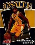 La Salle Explorers Media Guide Basketball 2007-08