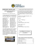 Campus News September 3, 2004