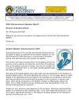Campus News January 14, 2005