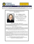 Campus News January 21, 2005