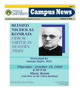 Campus News October 13, 2006