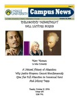 Campus News October 20, 2006