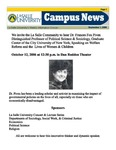 Campus News September 1, 2006