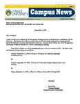 Campus News September 8, 2006