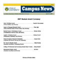 Campus News April 27, 2007