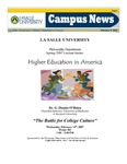 Campus News February 9, 2007