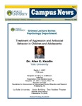 Campus News February 16, 2007