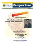 Campus News February 23, 2007