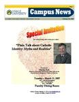 Campus News February 23, 2007
