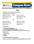 Campus News July 6, 2007