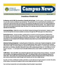 Campus News July 20, 2007