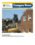 Campus News July 27, 2007