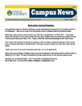 Campus News June 1, 2007