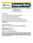 Campus News June 8, 2007