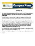 Campus News June 22, 2007