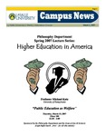 Campus News March 2, 2007