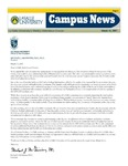 Campus News March 16, 2007
