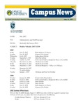 Campus News May 18, 2007