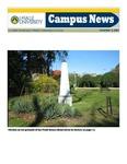Campus News November 9, 2007
