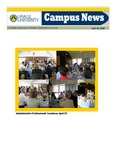 Campus News April 25, 2008