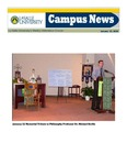 Campus News January 25, 2008