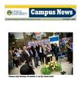 Campus News November 7, 2008