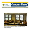 Campus News July 9, 2009