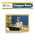 Campus News March 27, 2009