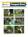 Campus News May 1, 2009