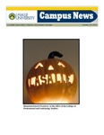 Campus News October 29, 2010