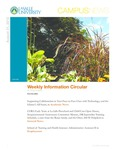 Campus News August 31, 2012