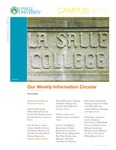 Campus News October 5, 2012