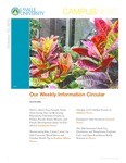 Campus News October 12, 2012