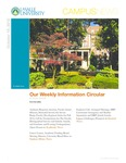 Campus News October 19, 2012